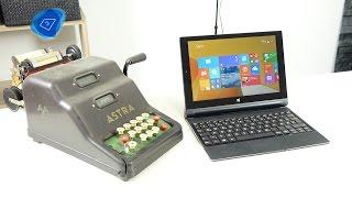 Im Test: Lenovo Yoga Tablet 2 10 mit Windows 8.1