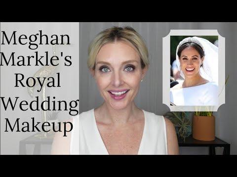 Meghan Markle's Royal Wedding Makeup