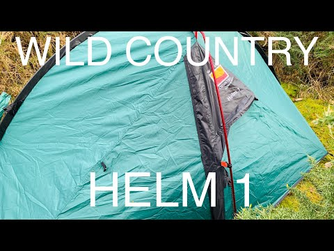 buy online 956c1 15214 WILD COUNTRY HELM 1 TENT FIRST LOOK - YouTube