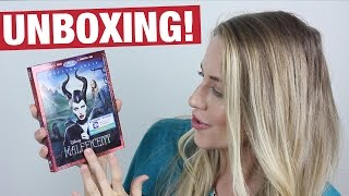 MALEFICENT Blu-ray/DVD Unboxing | Rotoscopers