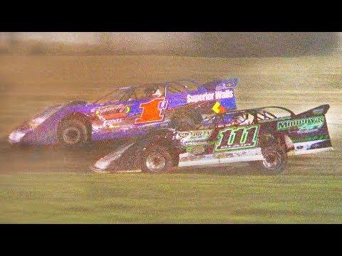 Super Late Model Feature | Eriez Speedway | 8-4-19