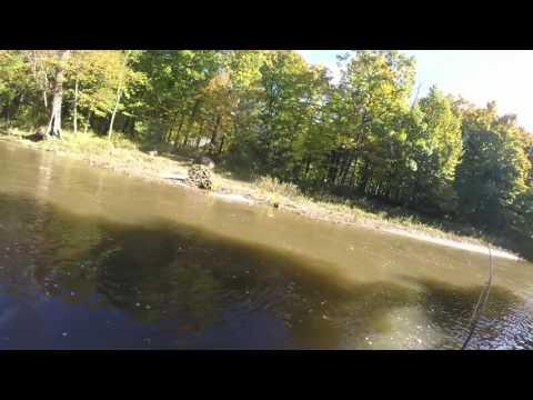 2016 Lake Erie Steelhead Fly Fishing Trip #3 10/29/2016