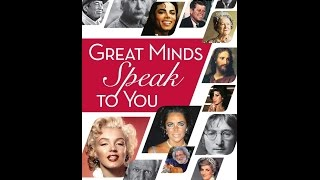"""""""Great Minds Speak to You"""" with Channel Tina Louise Spalding"""