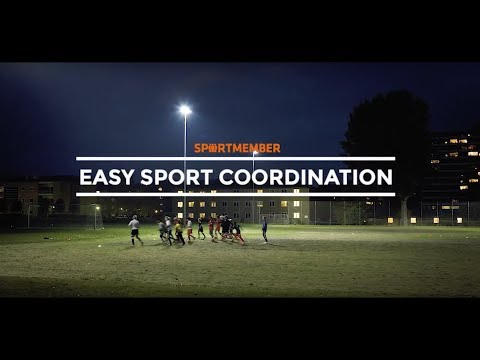 Online Member System App - SportMember