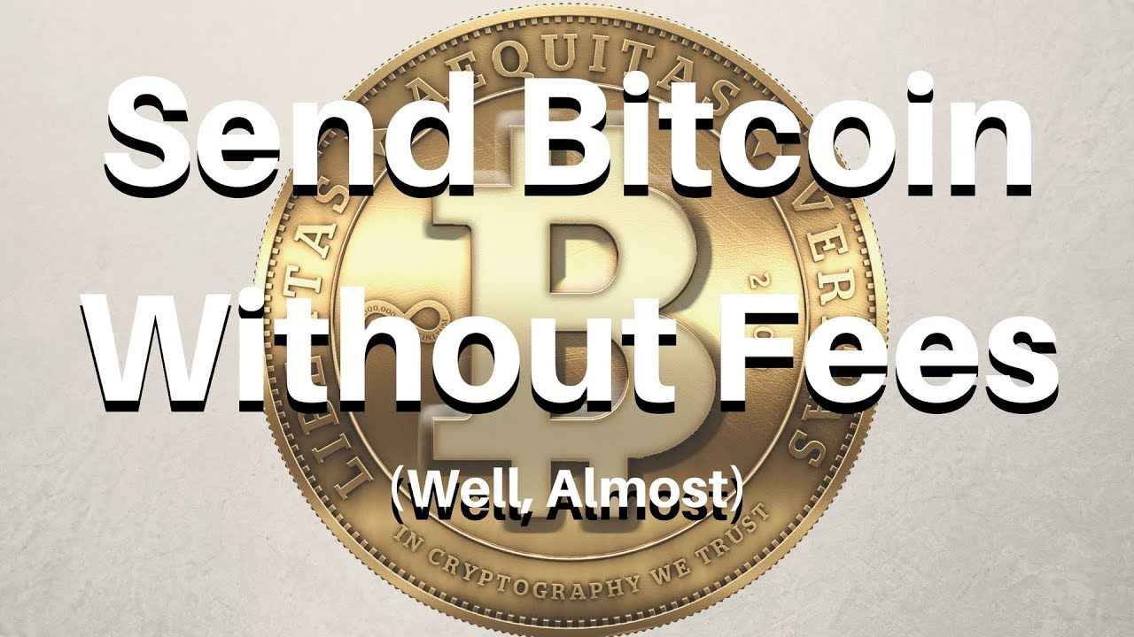 where to buy bitcoin without fees