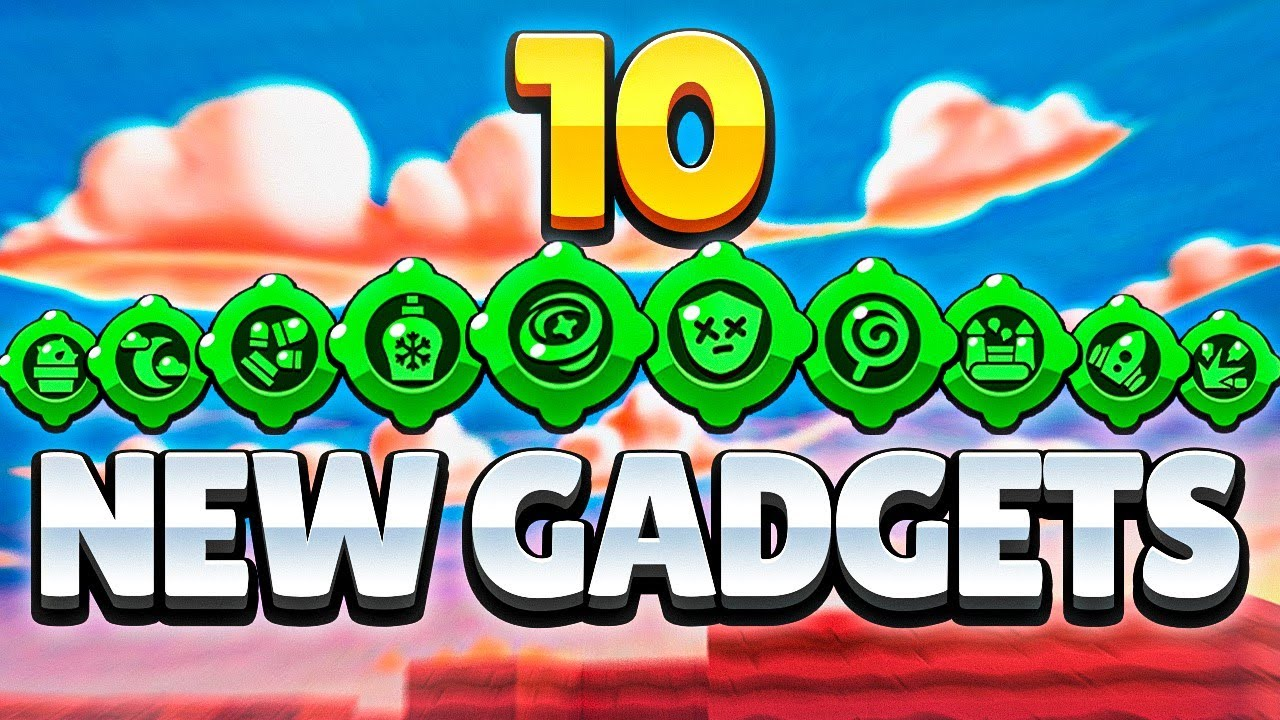 Ranking ALL 10 *NEW* GADGETS! Map Pool Changes, PL Changes, New Gamemodes + more!