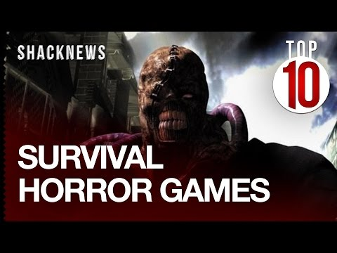 Top 10 Survival Horror Games