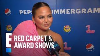 "Chrissy Teigen Spills on Luna's ""SNL"" Performance | E! Red Carpet & Award Shows"