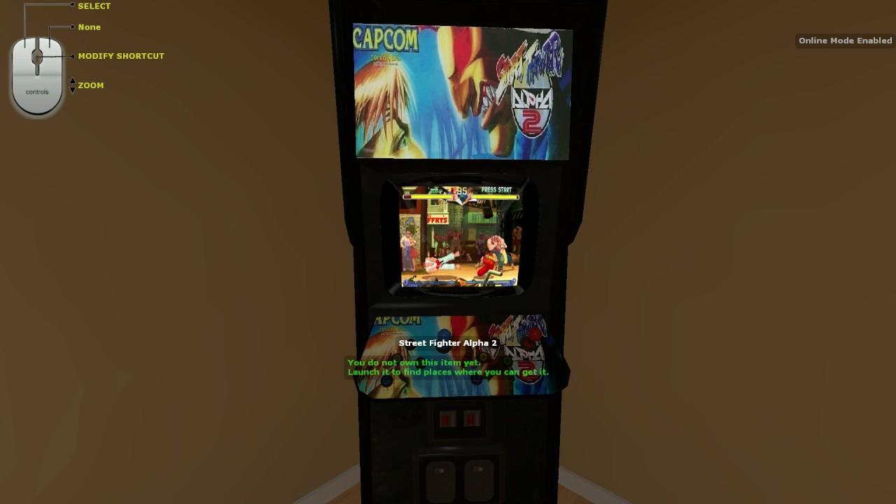 Street Fighter Alpha 2 Crt Cabinet Anarchy Arcade Youtube
