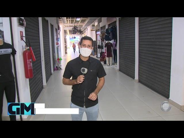 Shopping Aquiri: Prefeitura chama permissionários para regularização