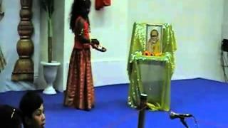 Medha performing for Deepavali Manaai Suhani