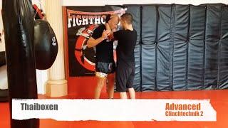 Thaiboxen- Advanced- Clinchtechnik 2