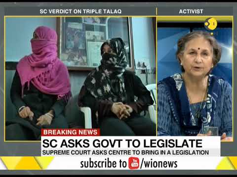 Triple Talaq Verdict: Supreme Court rules practice is illegal