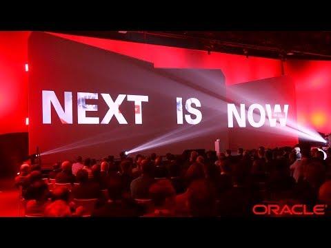 NEXT is Now – Welkom op de Oracle Cloud Day 2017