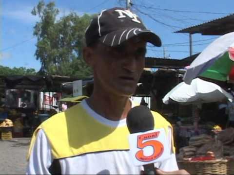Somotillo   Nicaragua Pais Mas Seguro