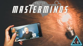 """EP23 - ESCAPETHEROOMers presents: Behind The MasterMinds w/ """"The Fantastic Factory"""""""