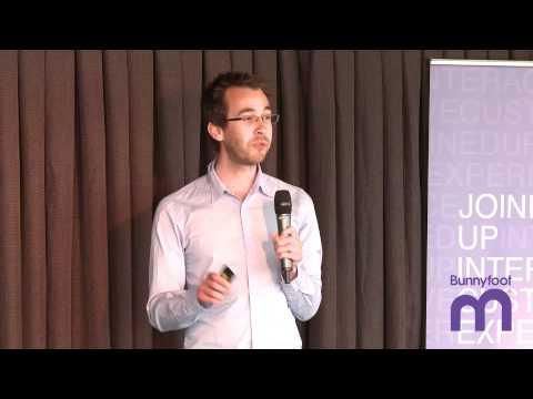Bunnyfoot JUICE 2012: Jamie Seedhouse of Kingfisher PLC