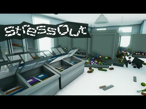 """StressOut VR - Bande Annonce """"Gameplay"""""""