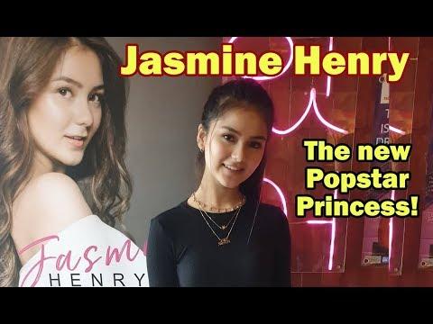 Meet JASMINE HENRY, The Fil-Australian Popstar Princess