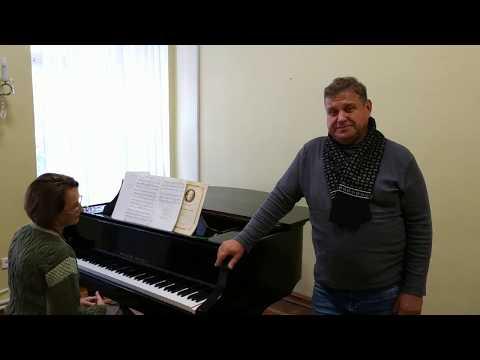 Анатолий Смирнов приглашает на свой сольный концерт