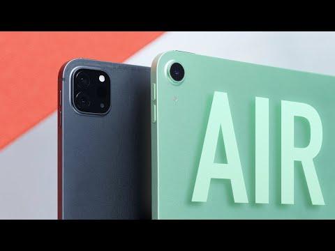 iPad Air 2020: The Real iPad Pro Killer!