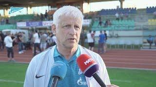 Сергей Фурсенко: «Все футболисты очень довольны и хотят работать с Манчини»