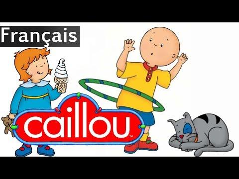 Caillou FRANÇAIS - Caillou Pour 3 Heures!   conte pour enfant