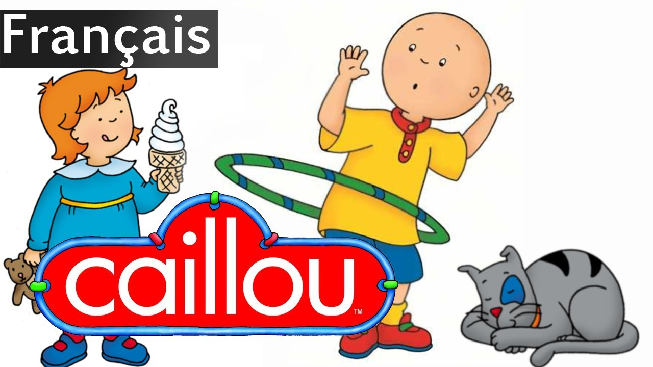 Caillou fran ais caillou pour 3 heures conte pour enfant caillou en fran ais youtube - Dessin caillou ...