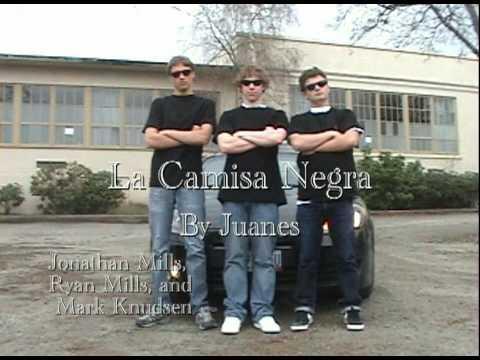 La Camisa Negra (with lyrics)
