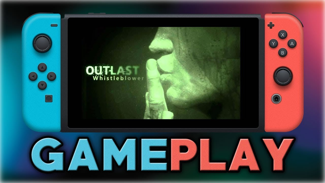 Outlast Bundle Of Terror Whistleblower DLC Gameplay