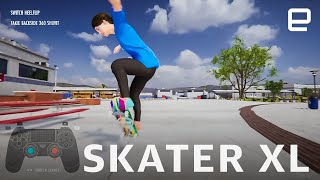 'Skater XL' is the realistic skateboarding game we've been waiting for