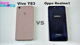 Vivo Y83 vs Oppo Realme 1 Speed Test and Camera Comparison