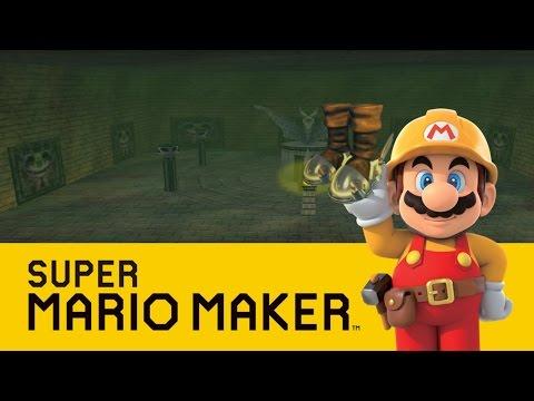 Shadow Temple (Ocarina Of Time) - Super Mario Maker