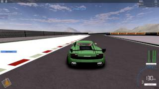 Sports Car Simulator 2 (ROBLOX)