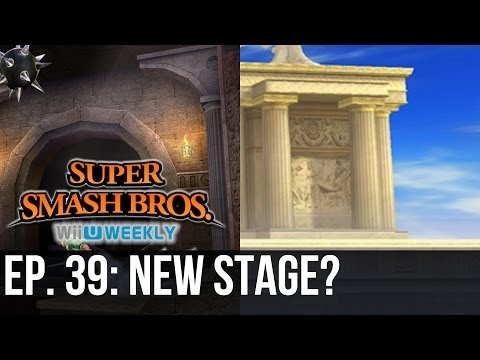 Super Smash Bros. Wii U/3DS - New Stage?