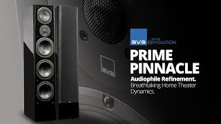 SVS Prime Pinnacle Speaker Technology Overview
