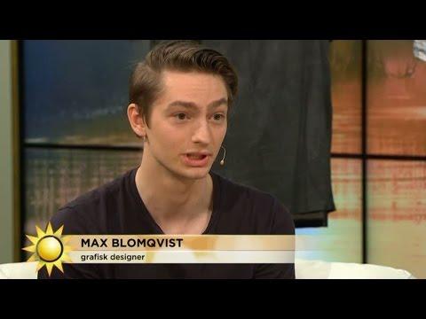 Nu Kan Max Prata Om Sin Sorg Nyhetsmorgon Tv4 Youtube