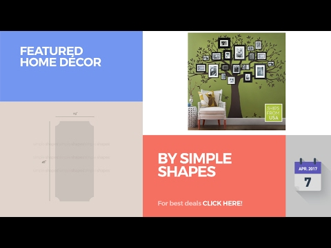 By Simple Shapes Featured Home Décor