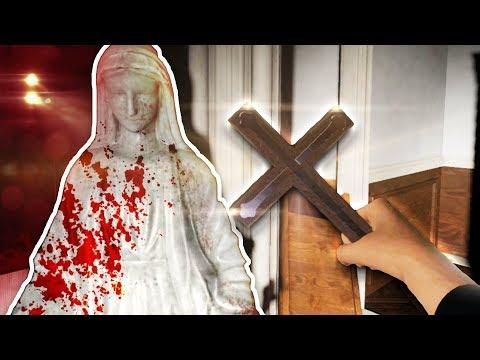 В ПЕРВЫЙ РАЗ СХОДИЛ В ЦЕРКОВЬ В ВР! - The Exorcist: Legion VR - HTC Vive ВИРТУАЛЬНАЯ РЕАЛЬНОСТЬ