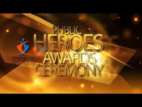 Public Heroes 2012 Awards Ceremony Award Presentation Clip