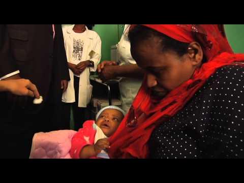 Wayne Madden's Visit to Ethiopia Clinic