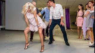 Конкурсы на свадьбе, свадебный флэшмоб
