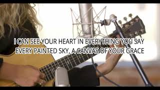 Tori Kelly - So Will I (100 Billion X) - Instrumental with Lyrics