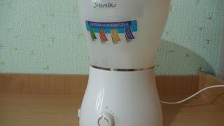 Увлажнитель воздуха Как пользоваться BALLU UHB-300  тестируем