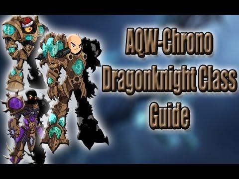 Chrono DragonKnight (Class) - AQW