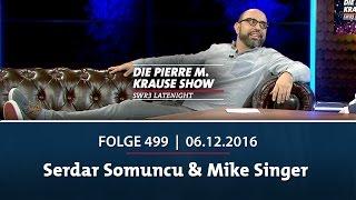 Die Pierre M. Krause Show vom 06.12.2016