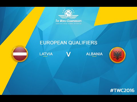 CS:GO - Latvia vs. Albania[Dust2] - TWC 2016
