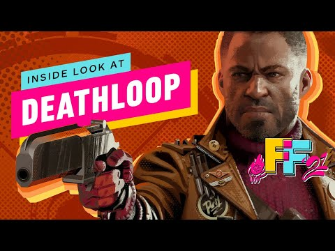 An Inside Look at Bethesda's DEATHLOOP | IGN Fan Fest 2021