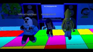Waka Waka ROBLOX Music Video
