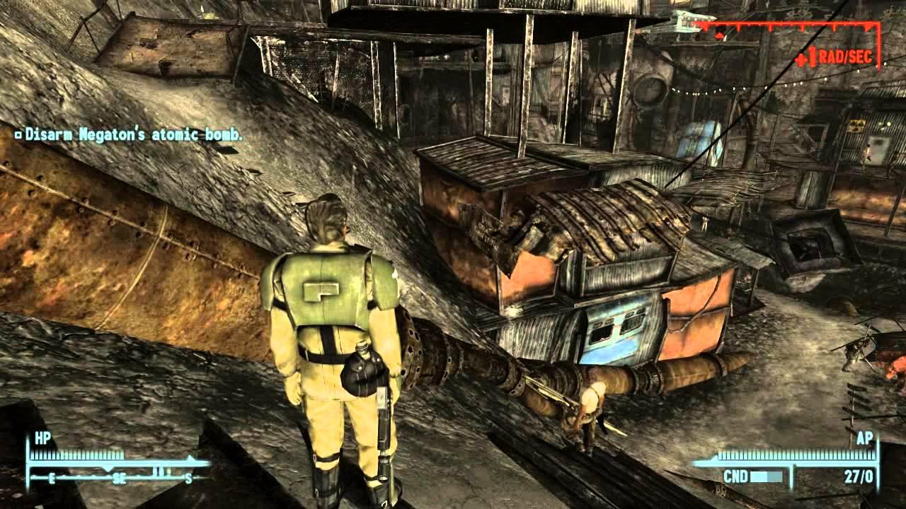 Fallout 3 Goty Моды